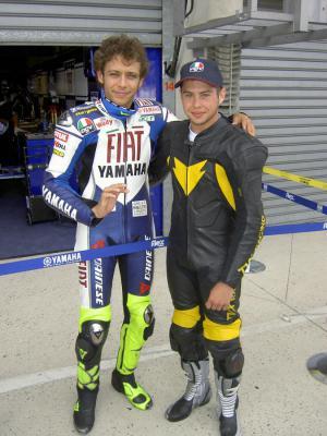Romain et Valentino
