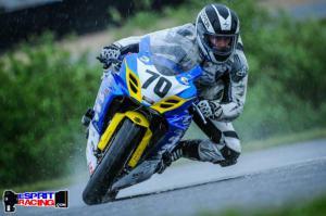 Romain MAITRE sous la pluie circuit Carole
